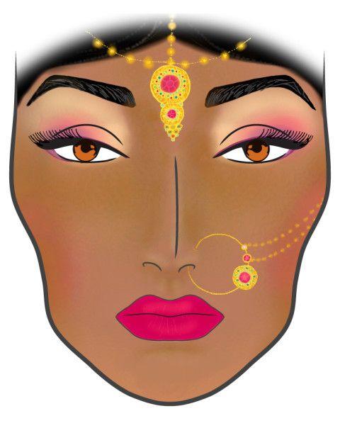 5 Schlimmster Make-up Fehler auf Ihrer Hochzeit: indische Brauttagebücher