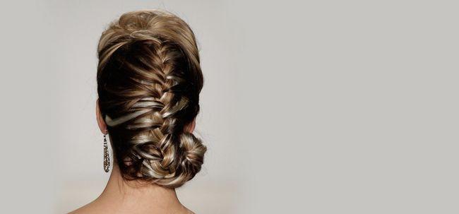 50 Geflochtene Frisuren, die für Abschlussball perfekt