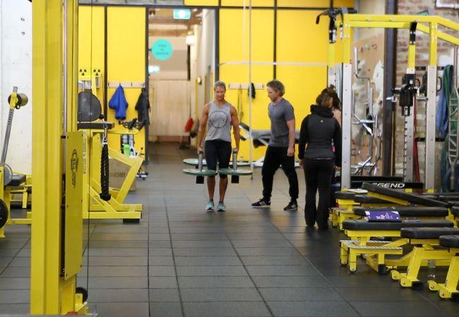 5Th Element Wellness Modified Strongman-Training