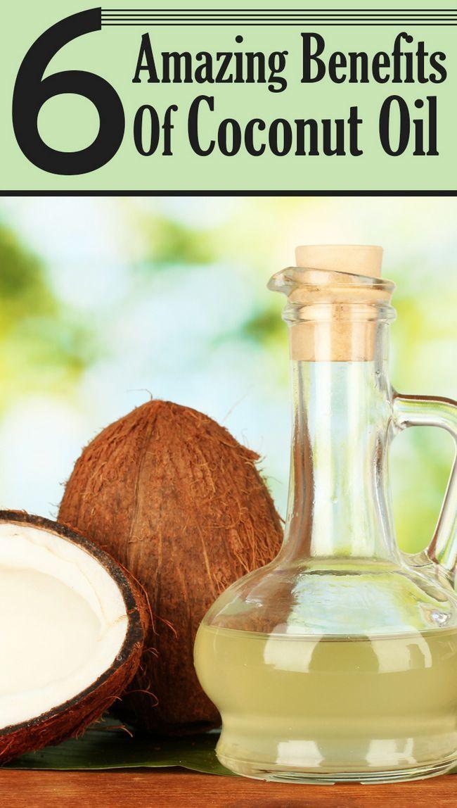 6 Erstaunliche Vorteile von Kokosöl für die Gewichtsabnahme