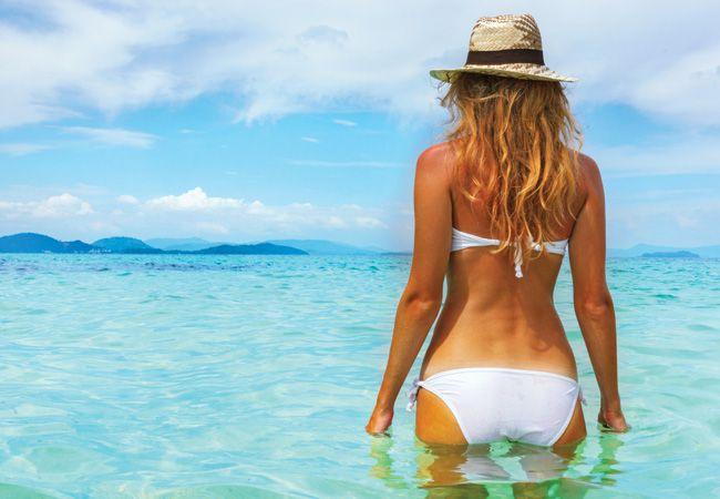 6 Beauty-Tipps für einen Sommer bereit Körper