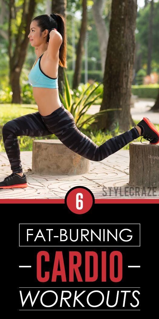 6 Top Cardio-Übungen für die Gewichtsabnahme