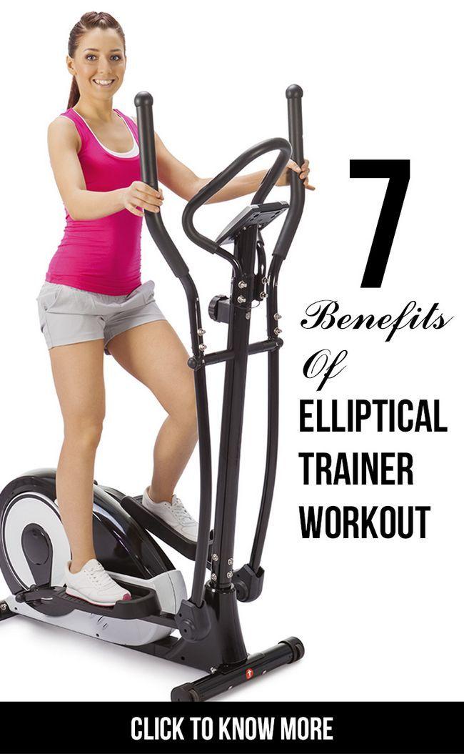7 Effektive Vorteile der Ellipsentrainer Training