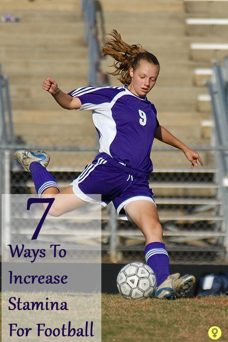 7 Effektive Möglichkeiten Ausdauer für den Fußball zu erhöhen