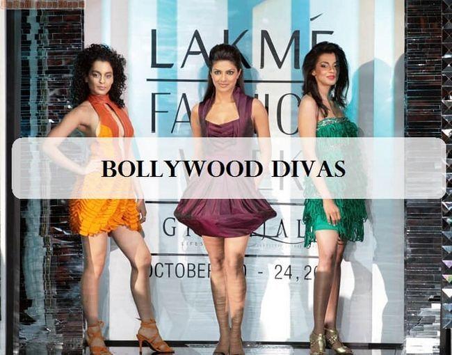 7 Models gedreht bollywood Schauspielerinnen