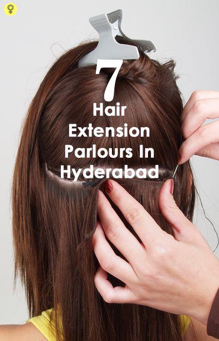 7 Beliebte Haarverlängerung Salons in hyderabad