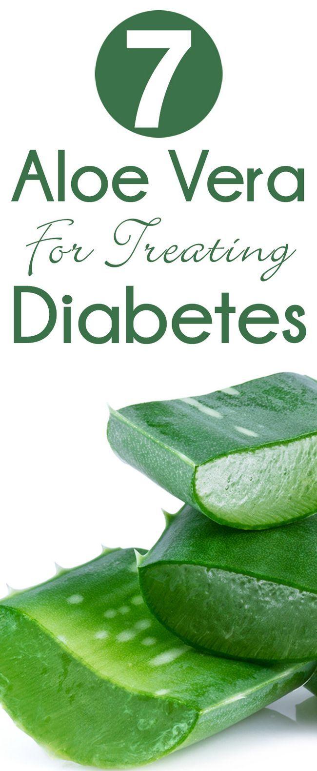 7 Gründe für Aloe Vera zur Behandlung von Diabetes zu verwenden