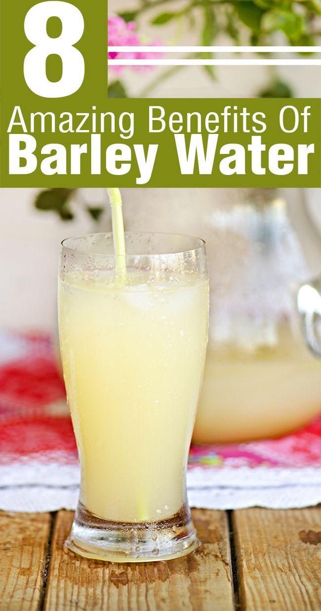 8 Erstaunliche Vorteile von Gerste Wasser zu Nierensteine zu heilen
