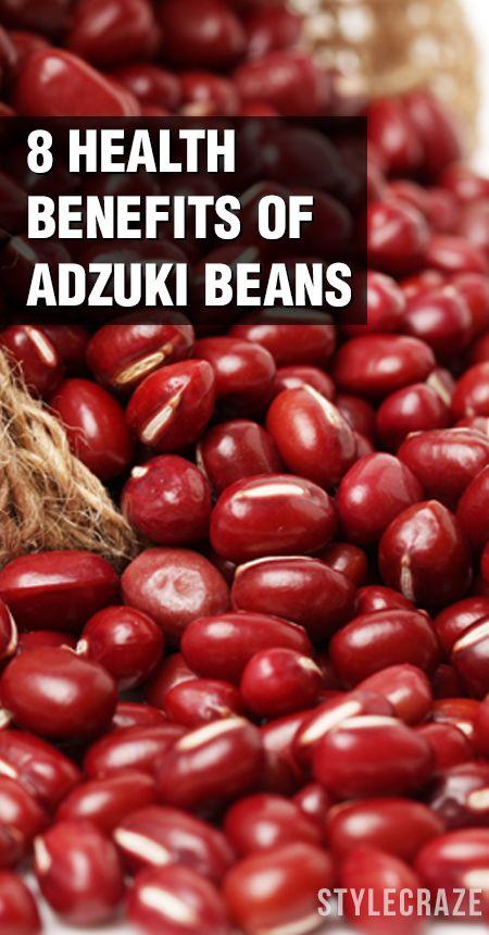 8 Erstaunliche gesundheitliche Vorteile von Adzukibohnen