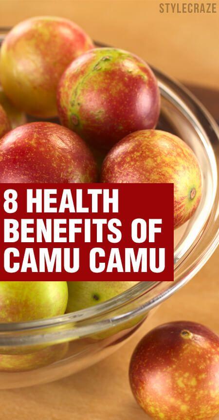 8 Erstaunliche gesundheitliche Vorteile von Camu Camu