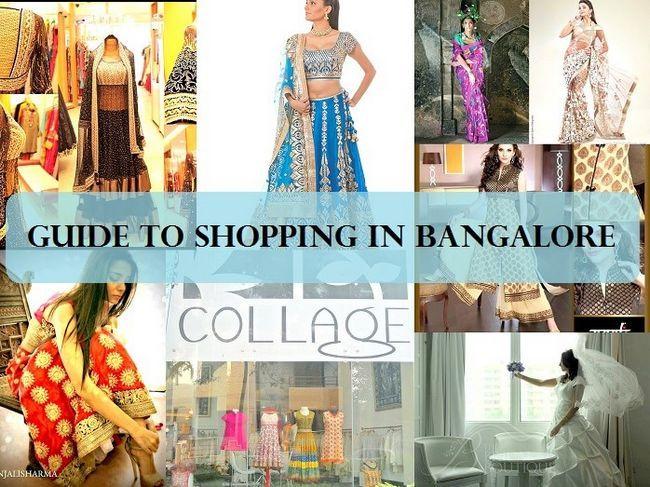 8 Top bangalore Geschäfte und Designer-Boutiquen für indische ethnische Abnutzung