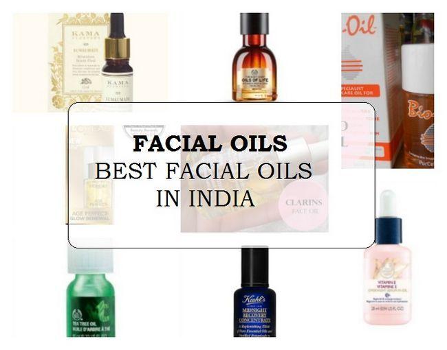 8 Top Gesichtsöle in Indien