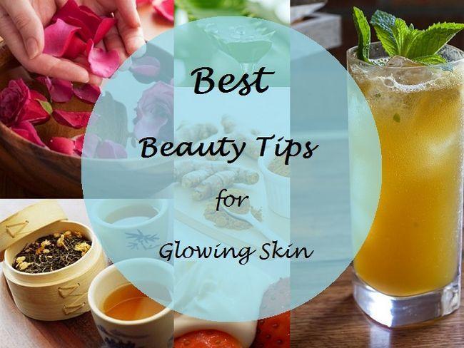 8 Top pflanzliche Beauty-Tipps und DIYs für strahlende Haut
