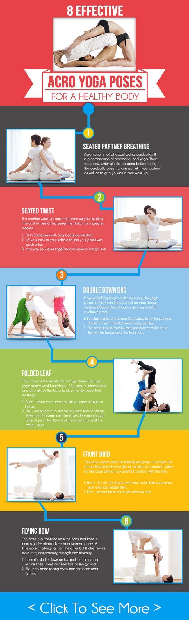 8 Effektive Acro Yoga-Posen für einen gesunden Körper
