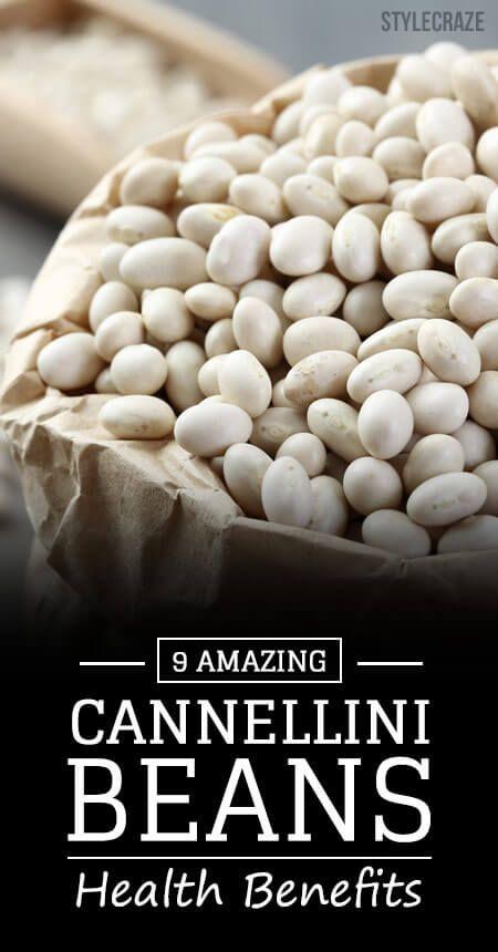 9 Erstaunliche gesundheitliche Vorteile von Cannellini