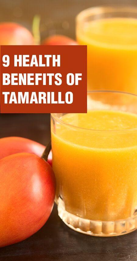 9 Erstaunliche gesundheitliche Vorteile von Tamarillo