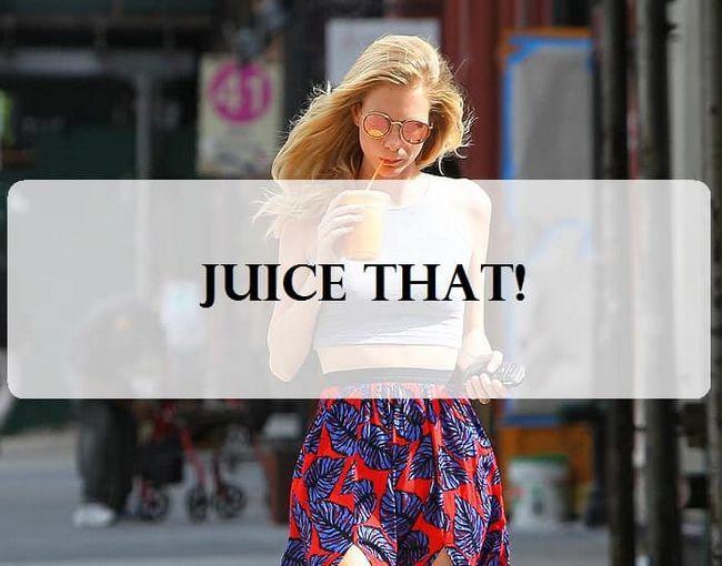 9 Top Fruchtsäfte für Hautaufheller und Aufhellung