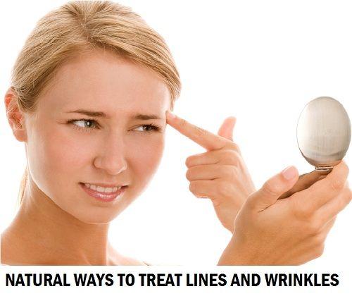 9 Natürliche Wege feine Linien und Falten zu behandeln