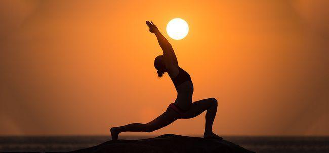 Eine kurze Geschichte des Yoga