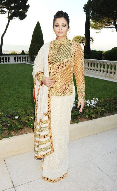 Aishwarya Rai in Cannes 2012: Kleid, Make-up-Zusammenbruch