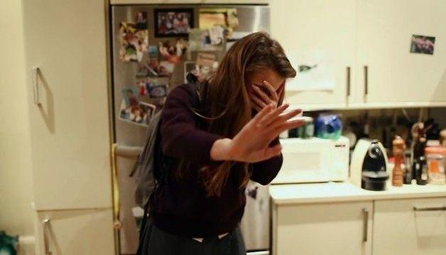Sind Sie eine Kamera schüchterne Frau? Wie es zu überwinden?