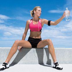 Sind Sie süchtig zu trainieren?