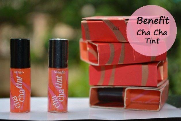 Nutzen cha cha Tönung Lippen- und Wangenfleckenmuster und Bewertung