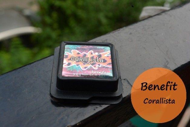 Nutzen coralista blush Muster, Bewertung und Betrogene