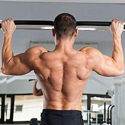 Beste zurück Übung: effektive Übungen für Latissimus Muskel