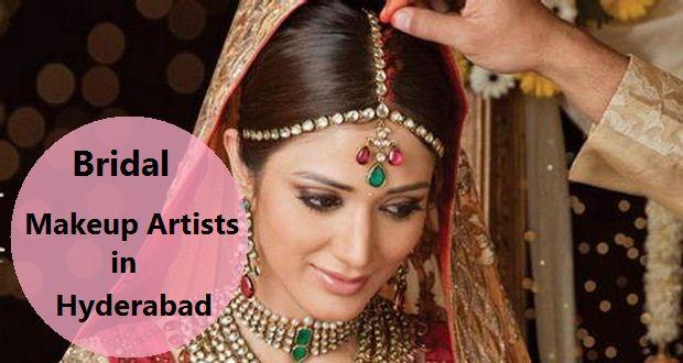 Bester Braut Make-up-Künstler in hyderabad: indische Brauttagebücher
