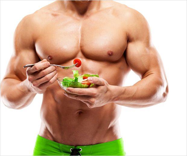 Die besten Lebensmittel für den Muskelaufbau Ernährung