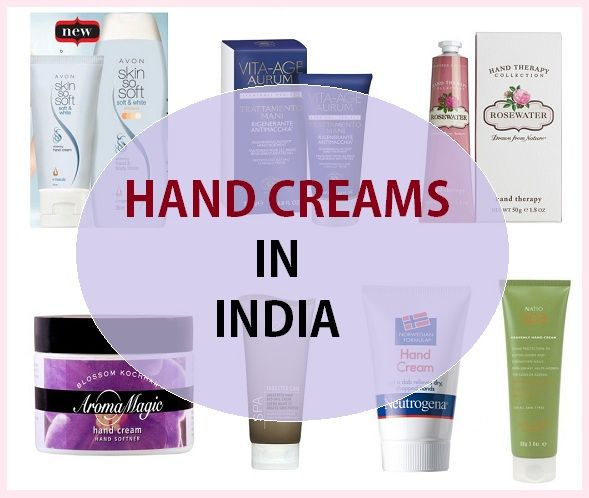 Beste Handcremes in Indien mit Preis