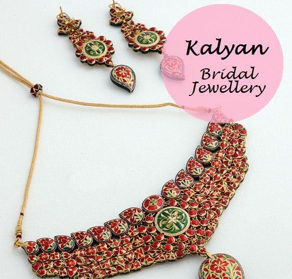 Beste indische Brautschmuck Designs von kalyan Juwelieren