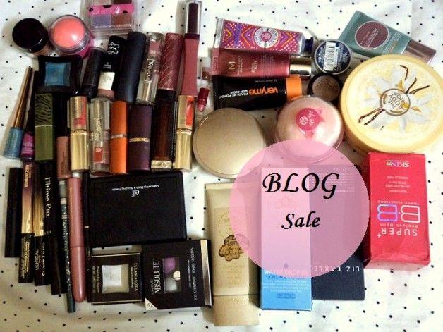 Blog-Verkauf 2013 Ankündigung