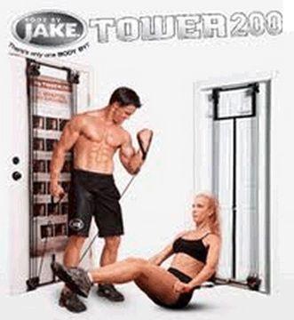 Körper von jake Turm 200
