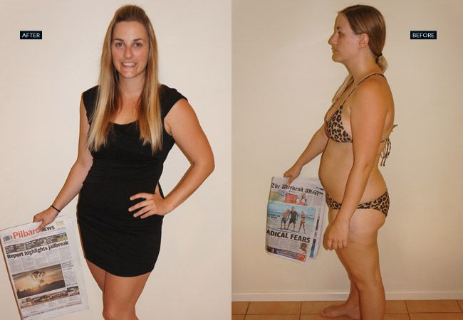 Brooke Avard: August `15 BodyBlitz Gewinner