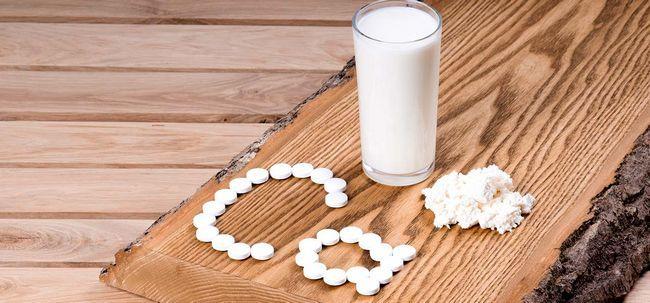Kalziummangel - Ursachen, Symptome und Behandlung