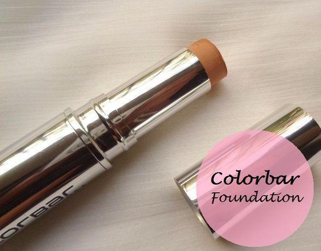 Colorbar volle Abdeckung Make-up-Stick spf 30: Überprüfung und Muster
