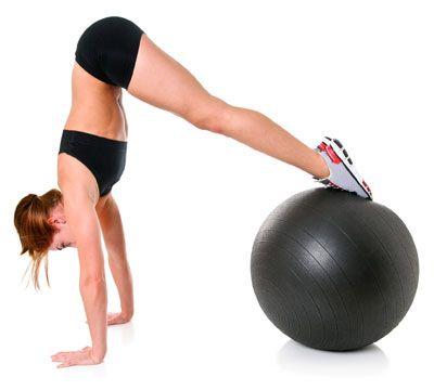 Crazy-starker Kern: das beste Kern Training für Frauen