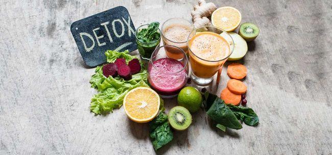 Detox-Diät-Plan - Ihre komplette Anleitung zum 3 Tage Detox & 7 Tage Detox-Pläne
