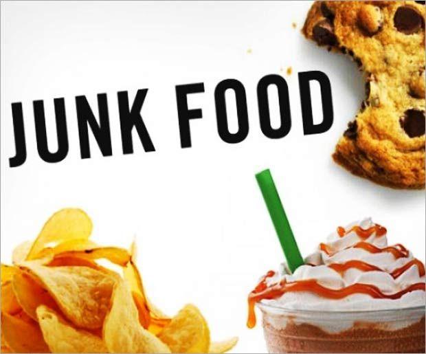 Nachteile von Junk-Food und Fast Food