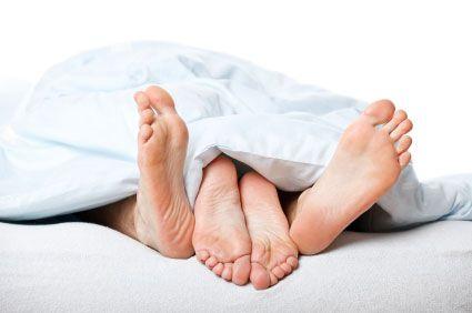 Hat Sex Periode beeinflussen?