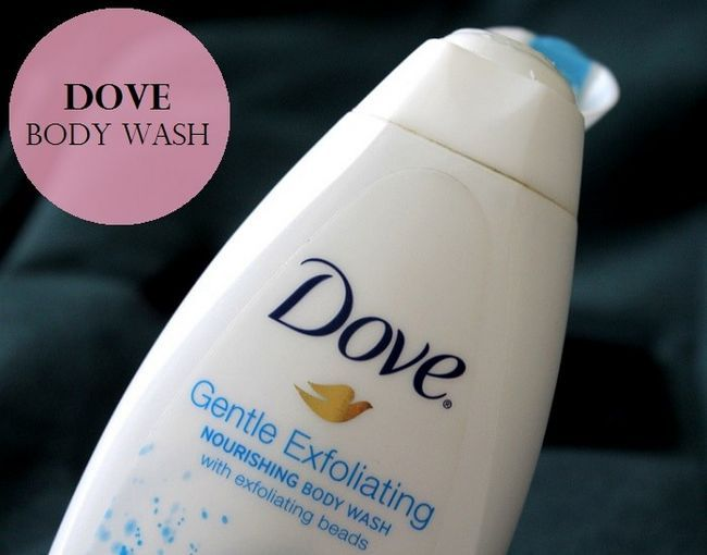 Dove sanfte Peeling pflegende Körperwaschung: Bewertung, Preis
