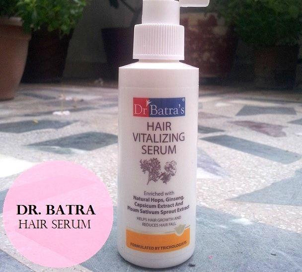 Dr. Batra Haar belebende Serum: Bewertung, Preis