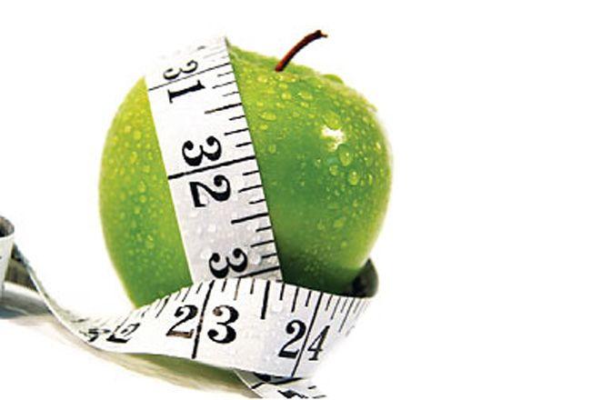 Drop ein Kleid Größe Diät