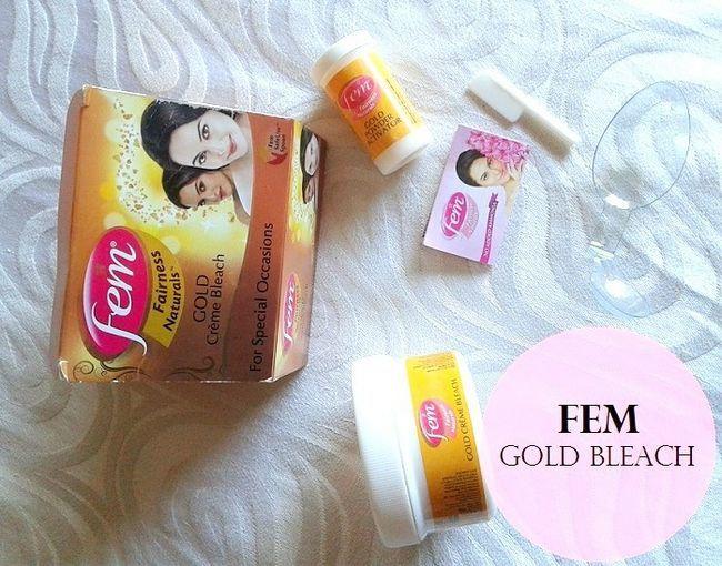 Fem Fairness Naturals Gold Creme Bleiche: Bewertung, wie zu bedienen, Preis