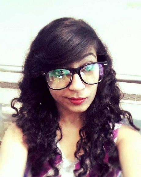 FOTD: Geek / nerdy Mädchen Make-up Look und Tipps