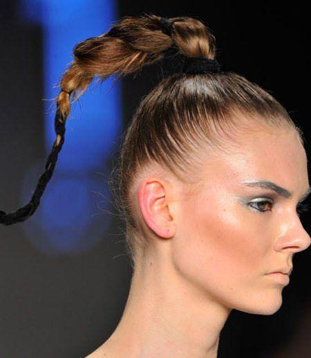 Funky Frisuren für Mädchen