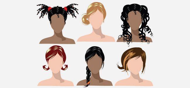 Frisuren-Tipps für unterschiedliche Haartypen