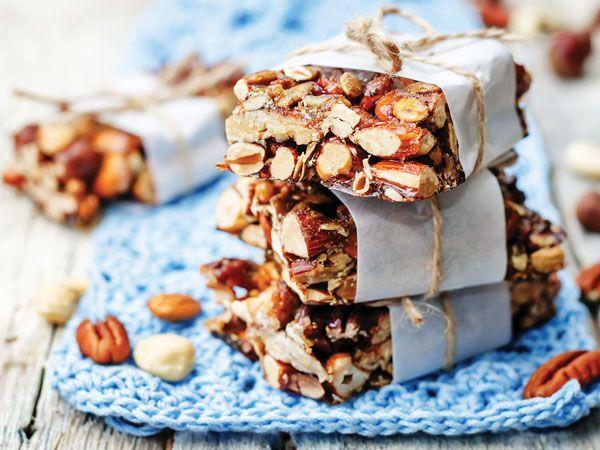 Gesunde Snack-Ideen